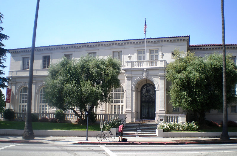 Ebell of Los Angeles Exterior