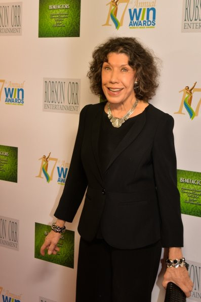 Lily Tomlin Best Actress