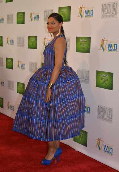 Director, Nzingha Stewart