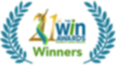 WIN 21 WINNERS logo