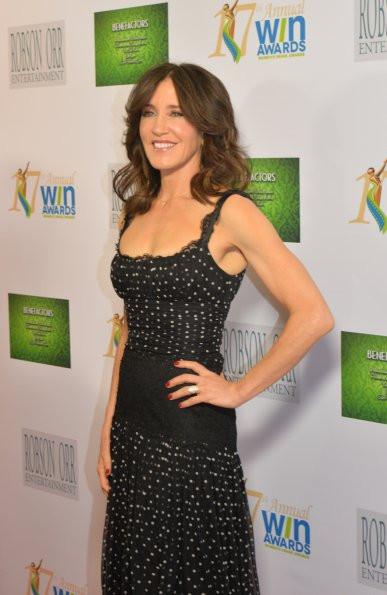 Felicity Huffman Winner Best Actress