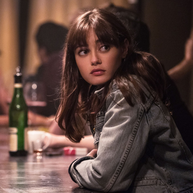 "Ella Purnell Sweetbitter ""Simone's"""