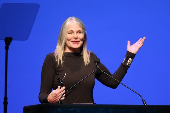 Helen Shaver, Director WIN for Vikings