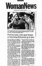 Chicago Tribune WIN Femme Film Festival Launch