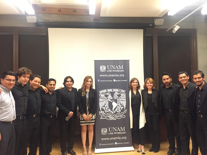 La música de América Latina llega a California con el Octeto Sicarú y la UNAM Los Ángeles