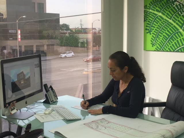 Strokes of a Life:  Haydee Franco, UNAM School of Architecture