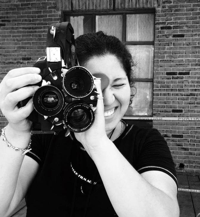 """""""No tengan miedo a las oportunidades que se les presenten: tómenlas"""": Elizabeth Soto-Lara, guionista"""