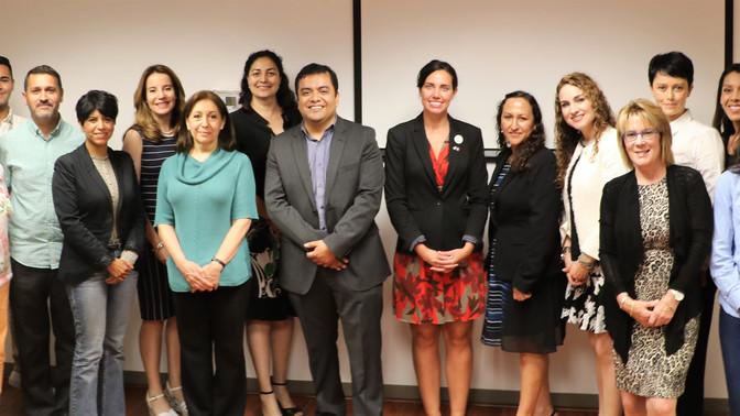 El Consulado General de México en Los Ángeles organiza sesión informativa sobre el Servicio de Evalu