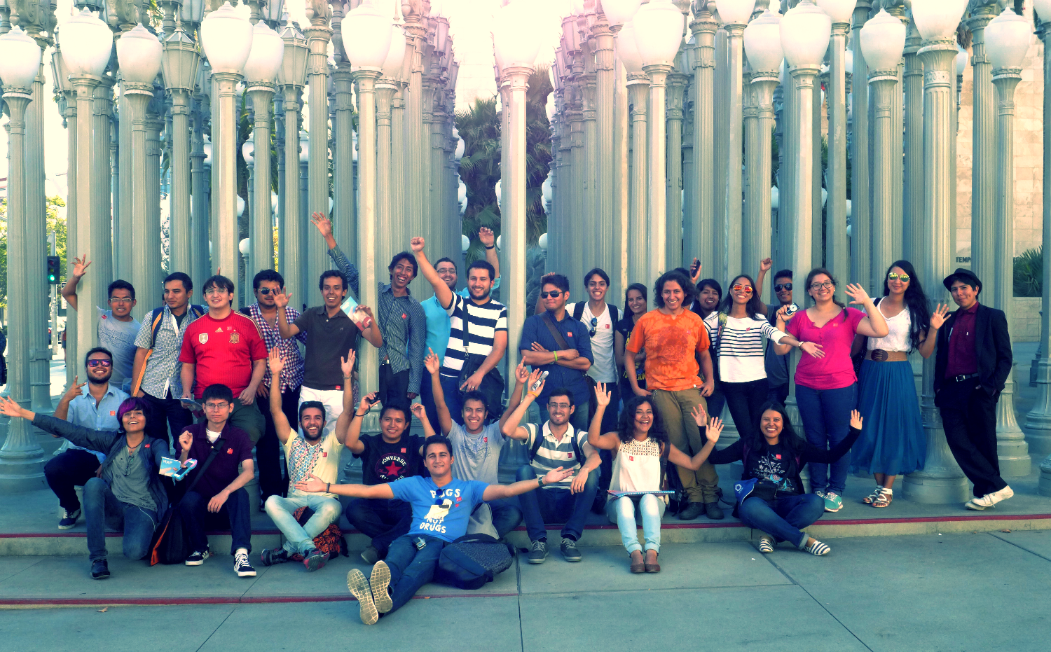 Visit to LACMA
