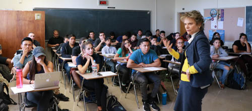 Foundations of Mexican Identity. Lecture at Cal State Northridge