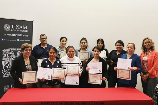 Se imparte taller de prevención del VIH