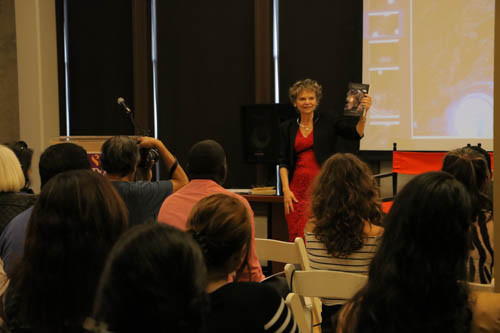 Foundations for the Construction of Mexican Identity. Lecture by author Veronica Volkow.