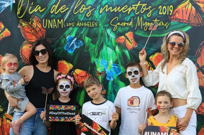 Día de Muertos 2019 en Hollywood: en vivo y a todo color