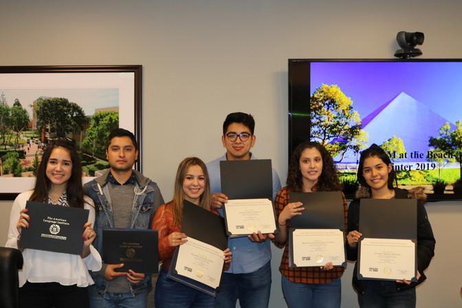 Nuevos amigos, aprendizajes y paisajes. Invierno Puma 2019 en Los Ángeles, California