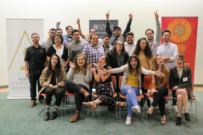 La UNAM Los Ángeles y el festival de cine Hola México apoyan a los cineastas de mañana, hoy