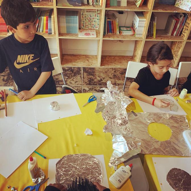 La UNAM Los Ángeles promueve la lectura y la escritura en español entre los niños del Sur de Califor
