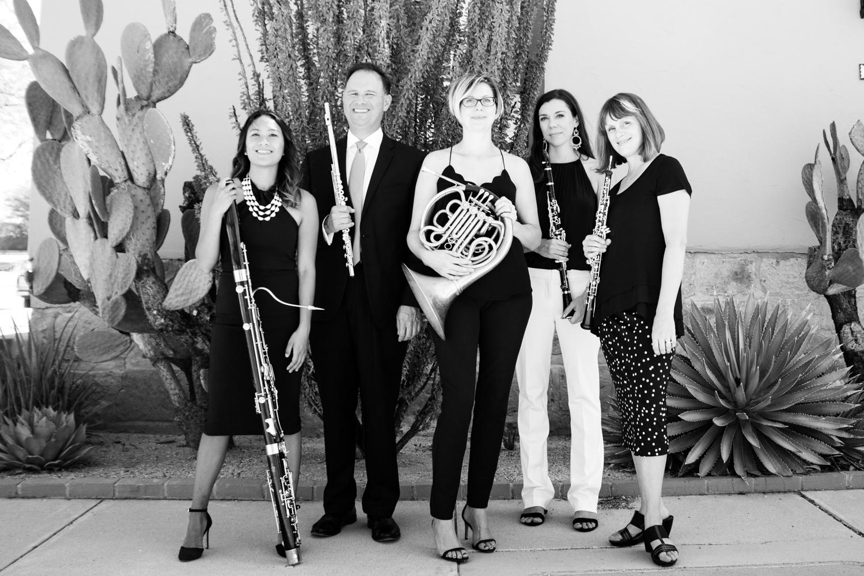 Quinteto de Viento de Arizona