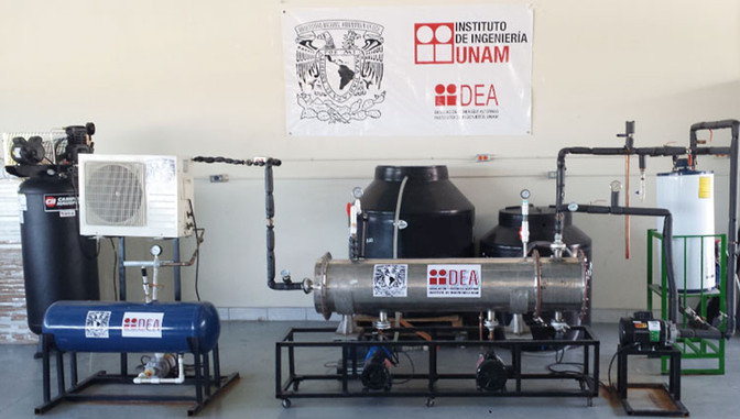 Desalination in a sustainable manner