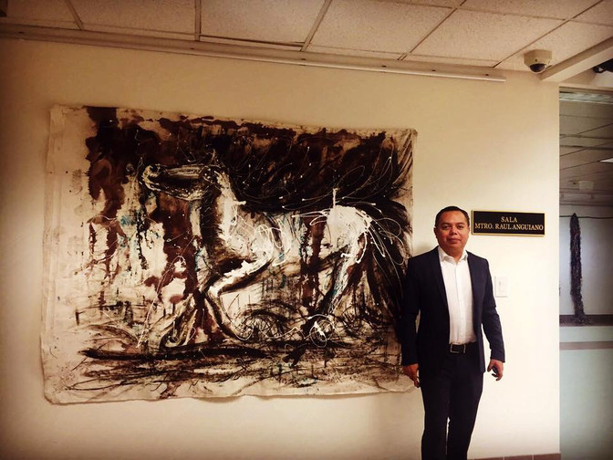 Una velada de arte: pintura y cine mexicano en el Consulado General de México en Los Ángeles