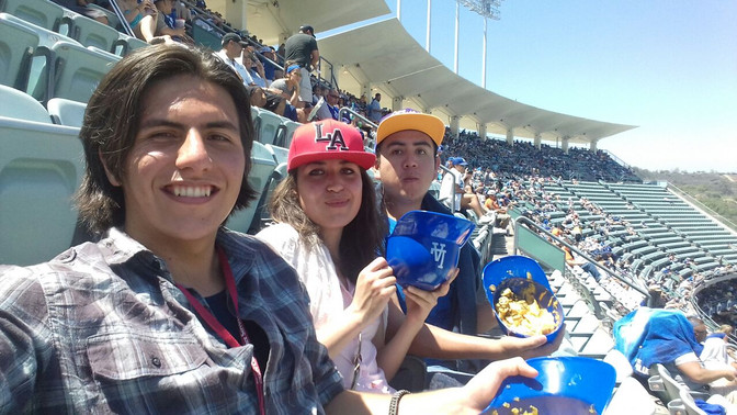 Home Run Sunday at Dodger Stadium