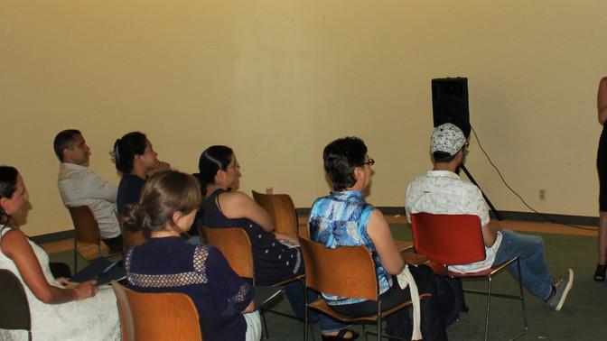 Spanish for US Students with Hispanic Heritage.