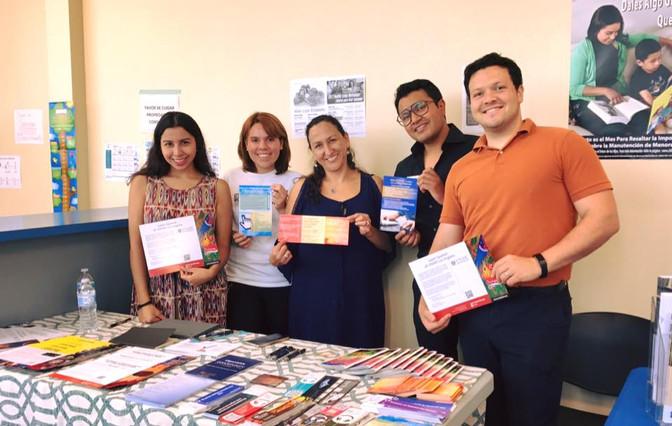 La UNAM presente en la Semana de Derechos Laborales en Oxnard, California