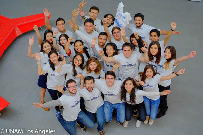Concluye el TOEFL Bootcamp en California. La UNAM-LA y CSUN despiden al entusiasta grupo de estudian