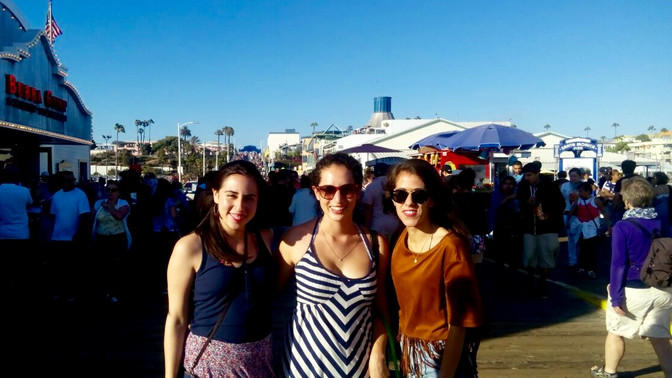 Beach, Art & Good Music: UNAM Students Are Having Fun This Summer!