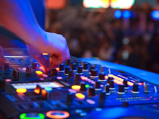 Wedding DJs: THEN & NOW