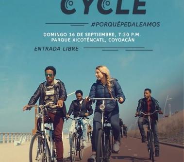 Proyección Why We Cycle