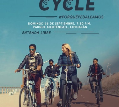 Proyección Why We Cycle