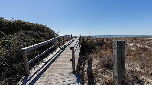 Beach Access via Boardwalk #32