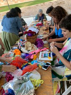 Weaving Craft Workshop