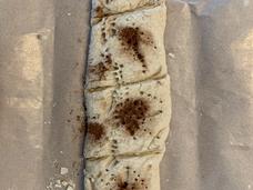 [Mr Ng Piang Peng] Cinnamon Bread, Flour, salt and water, 35cm x 12cm