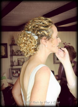 natural curls hairstyle