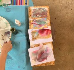 Natural Dye Painting Workshop