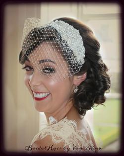 Vow 2 Wow Bridal Hair Ireland