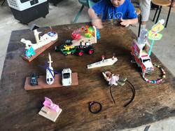 Upcycling Toys Workshop