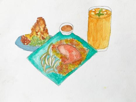 The Unforgettable Taste of Nasi Briyani, Siti Nursharina