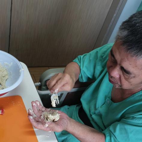 [Mr Koh] 包, Flour, Salt and Water, Varied Dimensions