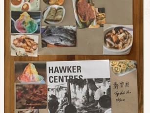 "[Mr Tay Saik Lee], ""Untitled"" memories of the past, magazine collages, 30cm x 21cm"