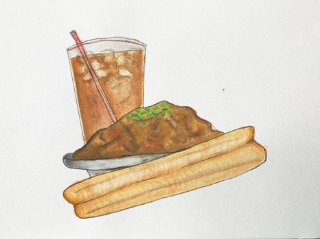 Iconic Breakfast, Lee Ain