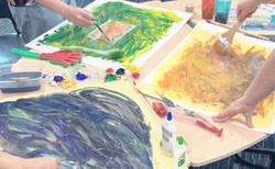 Art therapy for reducing stress and anxiety (in commemoration of World Mental Health Day 2020)