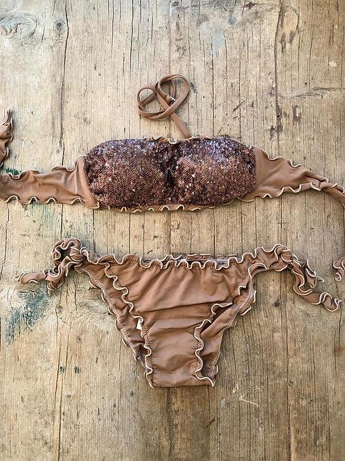 CANDY BEACH - Fascia pailettes