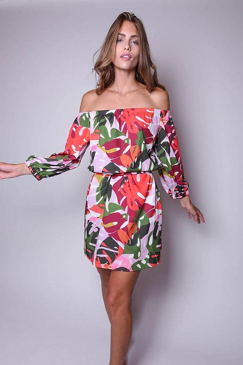 OTRO AMOR - BLOOM SHIRT DRESS