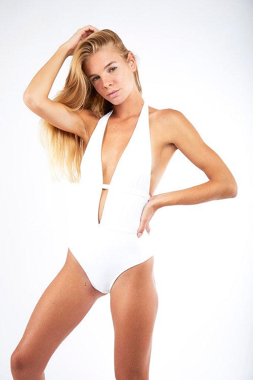 BANANA MOON - Costume Intero Bianco