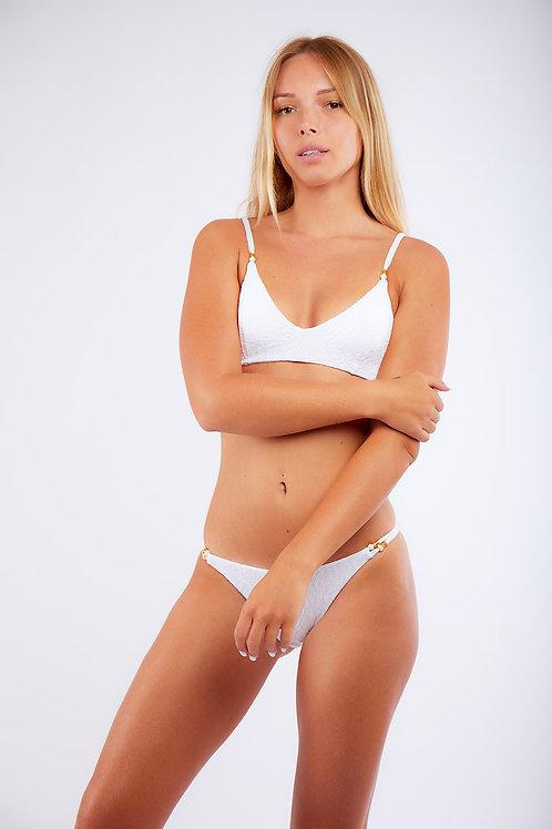 BANANA MOON - Bralette Bianco