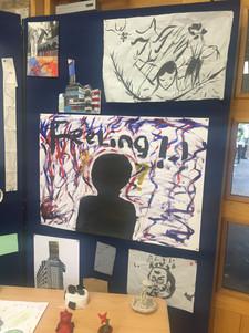 Display of teenage workshop images