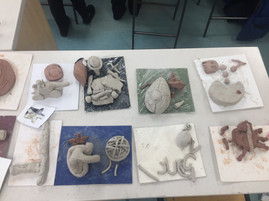 Clay experiments (Teenagers)