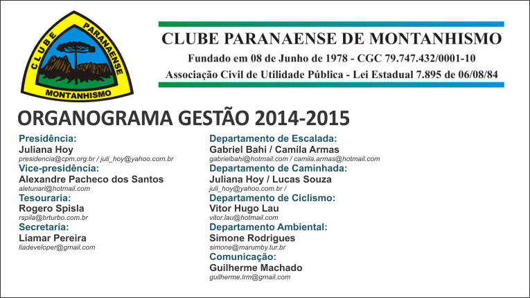 Gestão 2014-2015